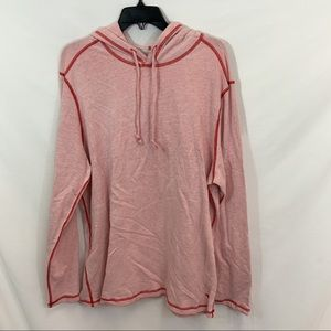 New Tommy Bahama Sea Spray Hoodie Chilean Red